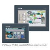 IHM touch screen Magelis GXO Schneider Electric